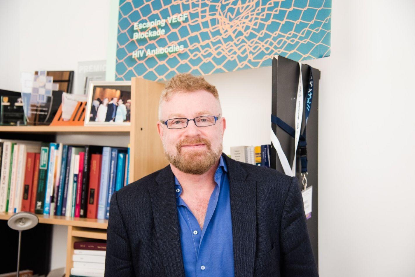 Científico Gabriel Rabinovich