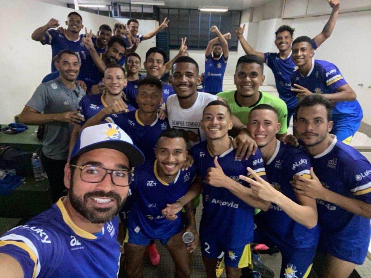 Plantel de fútbol del Palmas Fútbol y Regatas