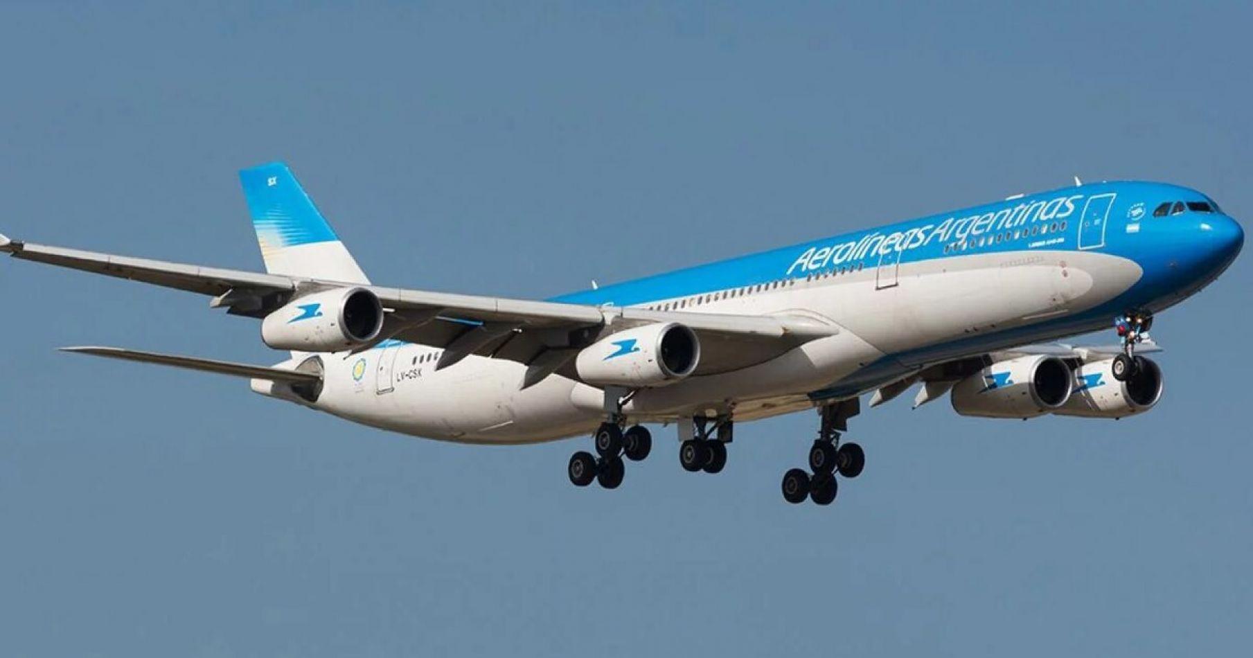 Aterrizaje de emergencia en el aeropuerto de Río Grande