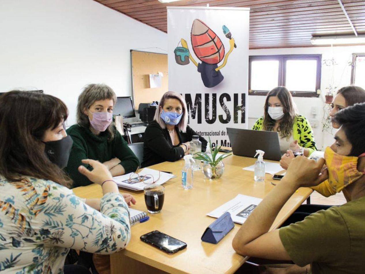 Comienzan los preparativos para la siguiente etapa del EMUSH 2021