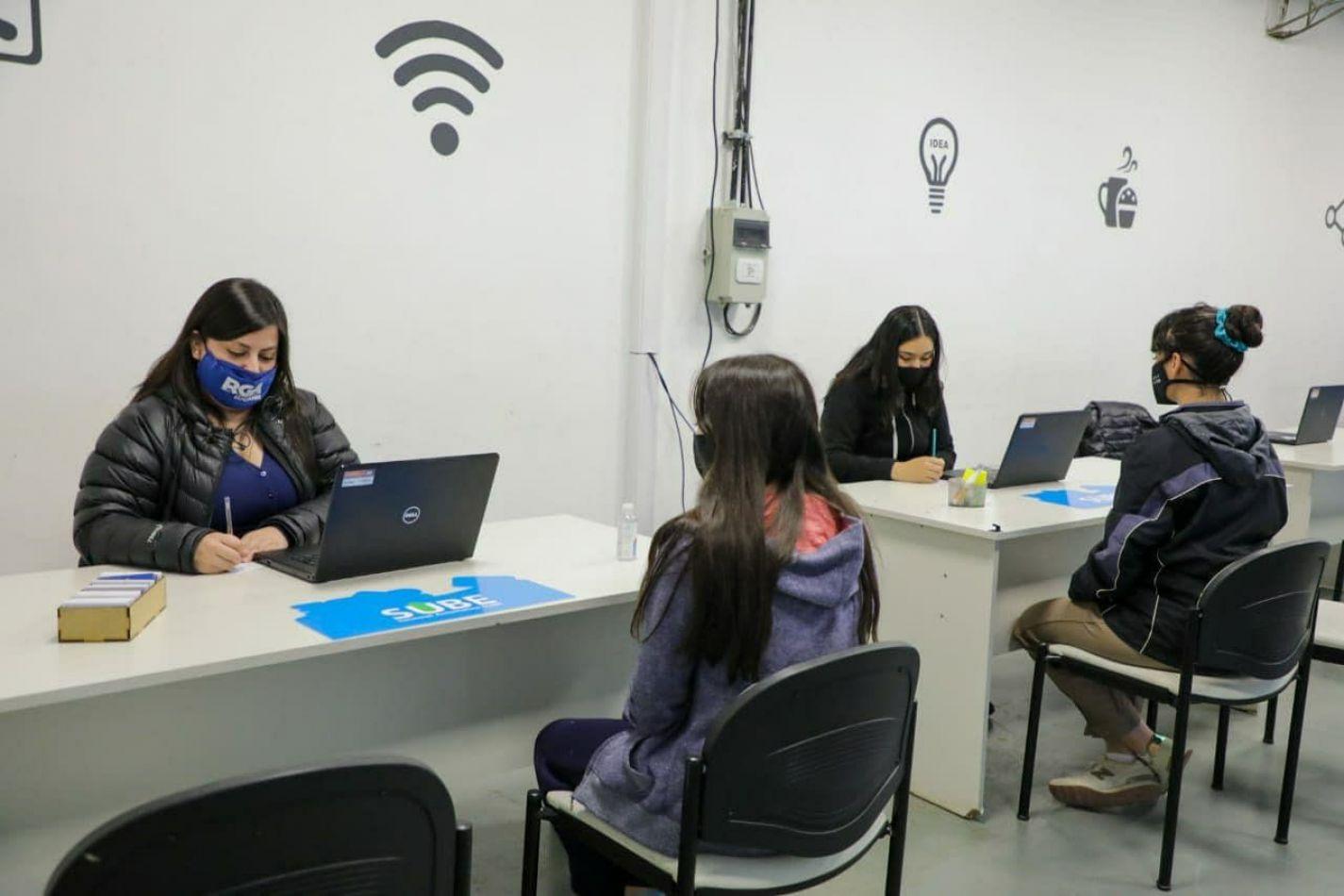 El departamento sube del municipio informa que ya se puede acceder a los beneficios sociales de Nación