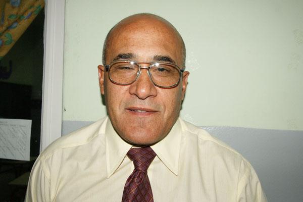 Oficial Mayor de Justicia Electoral de Tierra del Fuego, Luis Bechis.