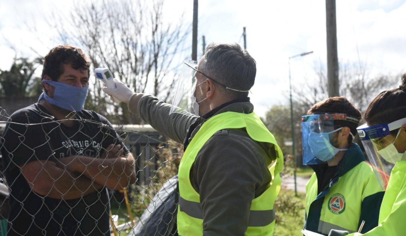 Alerta en La Plata: Se confirmó la circulación comunitaria de la cepa de Manaos