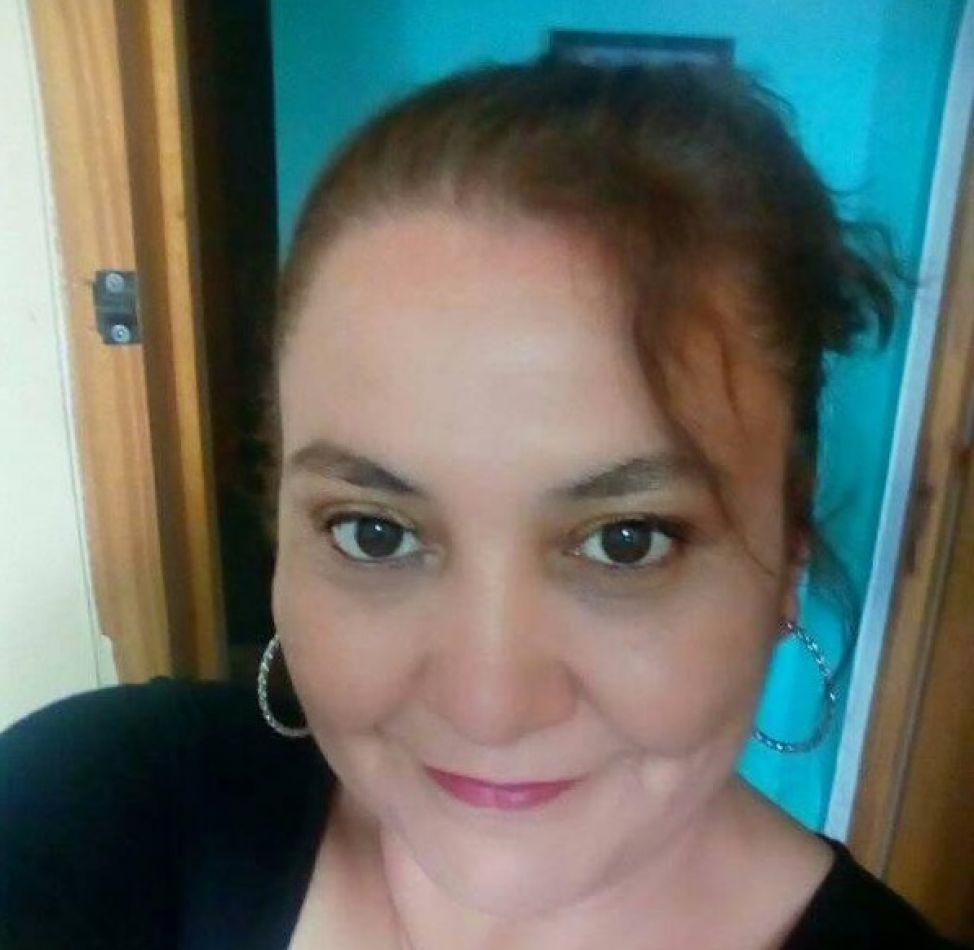 Susy Humofe, busca trabajo de camionera pero asegura que no consigue porque la discriminan.