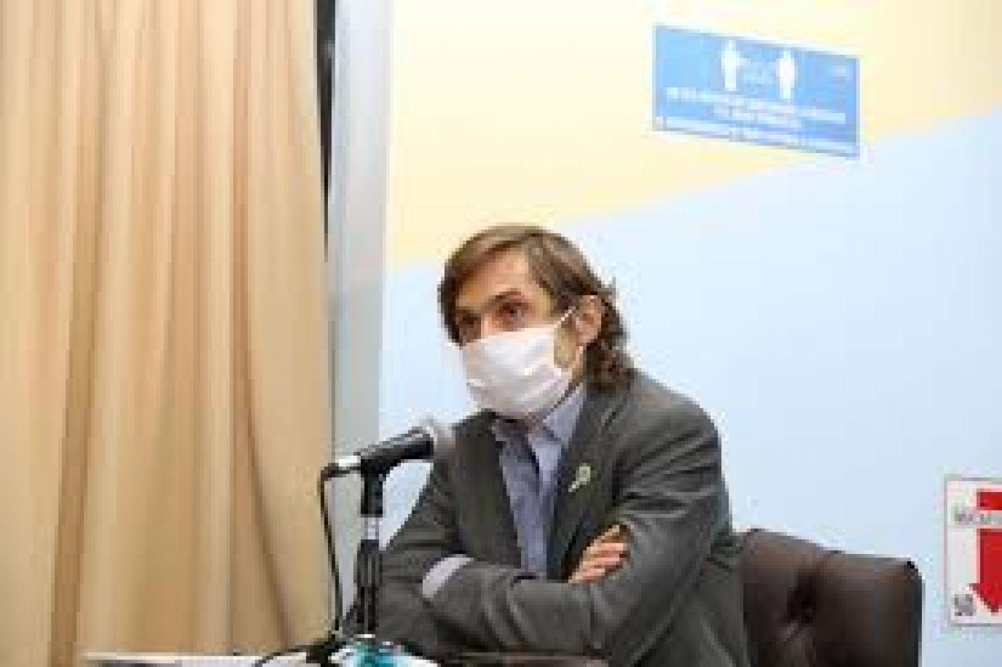 Legislador Federico Sciurano