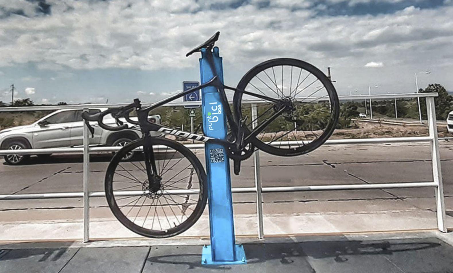 Llancapani presentó un proyecto de ordenanza que fomenta el uso de bicicletas