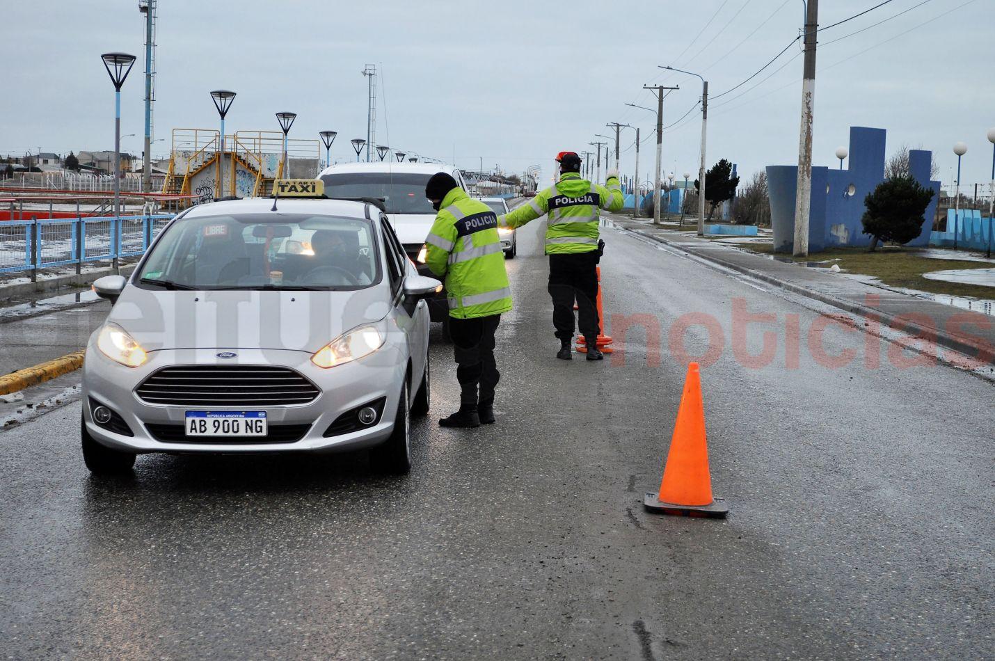 Vuelven los controles policiales en la provincia