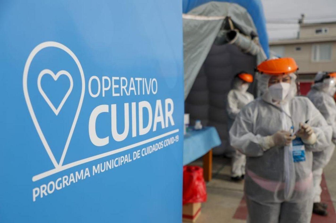 """Nuevo operativo """"Cuidar"""""""
