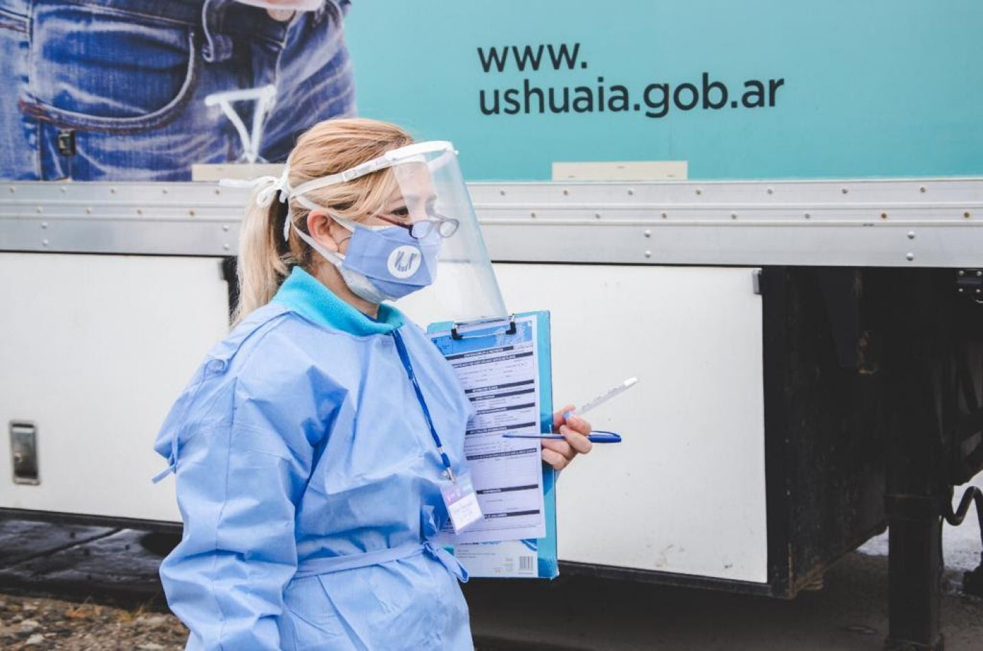 Jornada de hisopados masivos para la detección de coronavirus