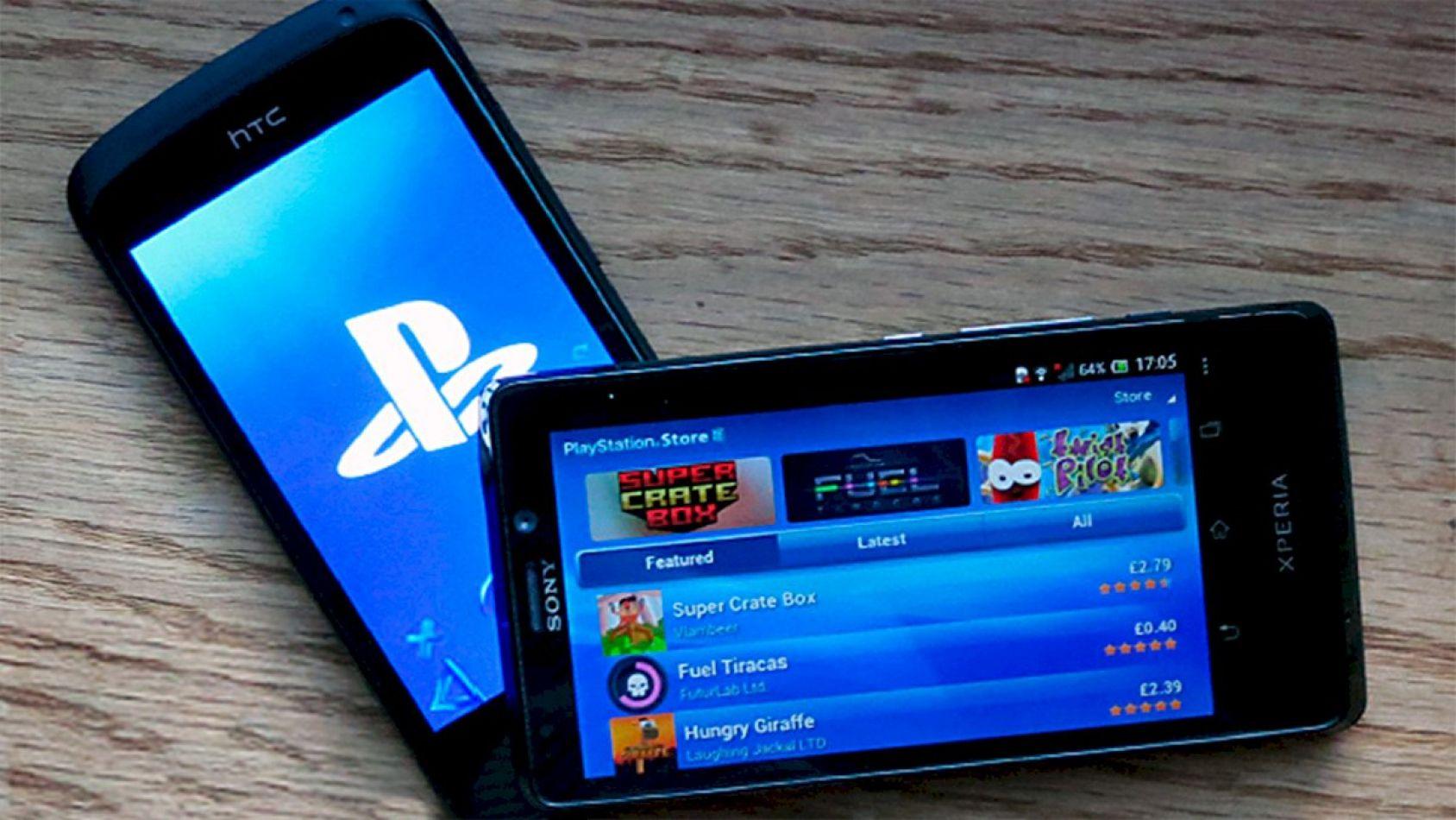 Los juegos más populares de PlayStation llegarían a los celulares