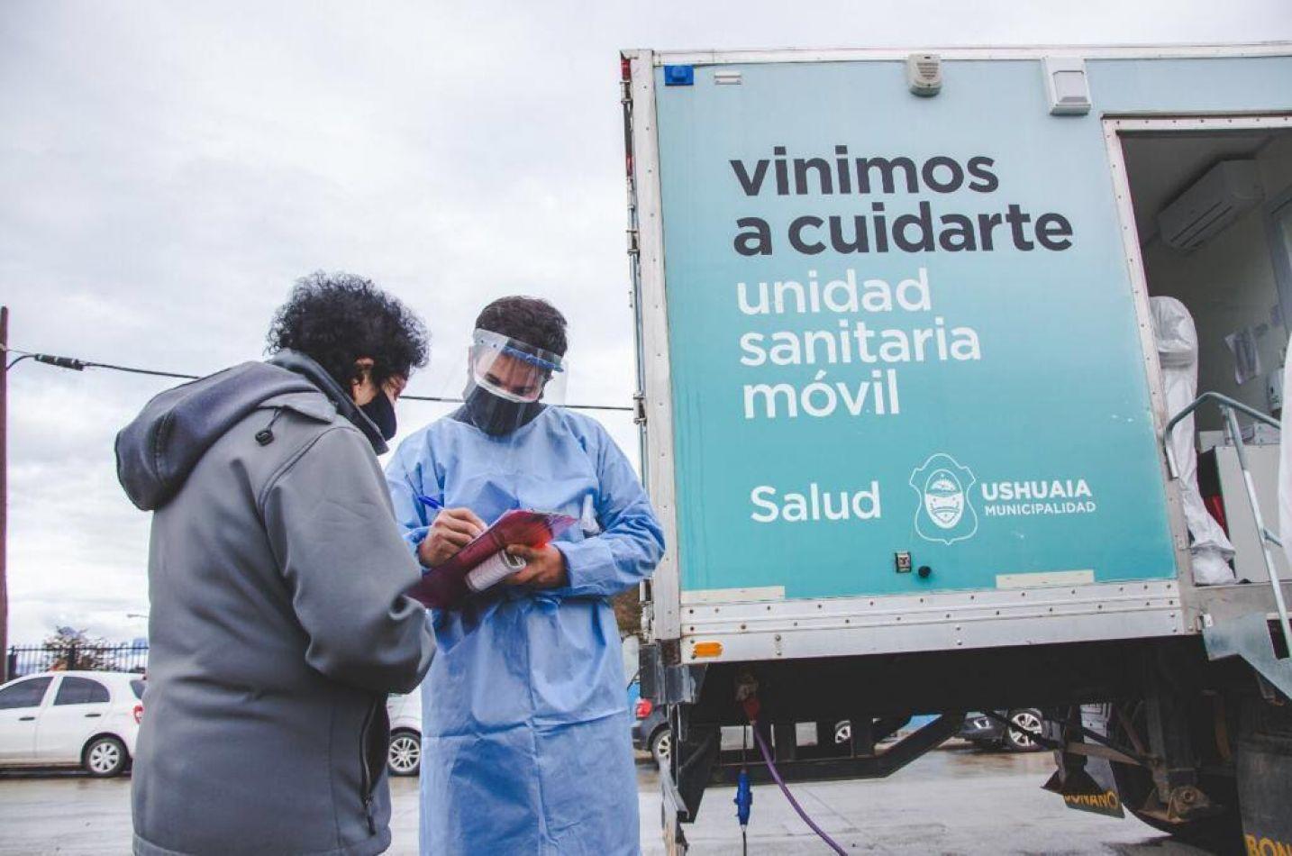 Municipio de Ushuaia volverá a hisopar el próximos miércoles