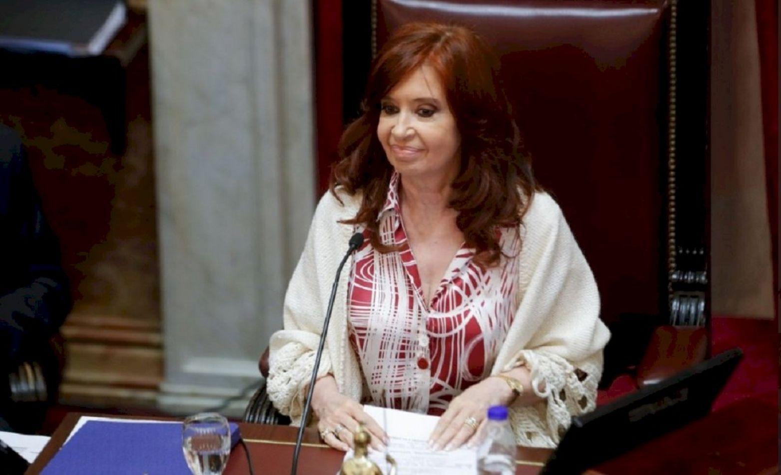 Cristina Fernández pidió este martes que se declare la nulidad de la causa por la firma del Memorándum de Entendimiento con Irán .