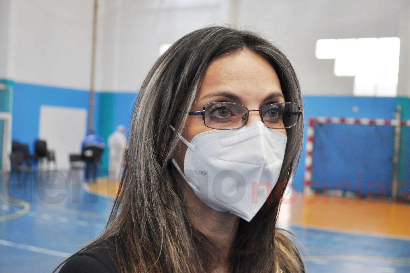 Dra., Gabriela Rodríguez, directora general de Atención Primaria y Salud Mental del Municipio de Río Grande.