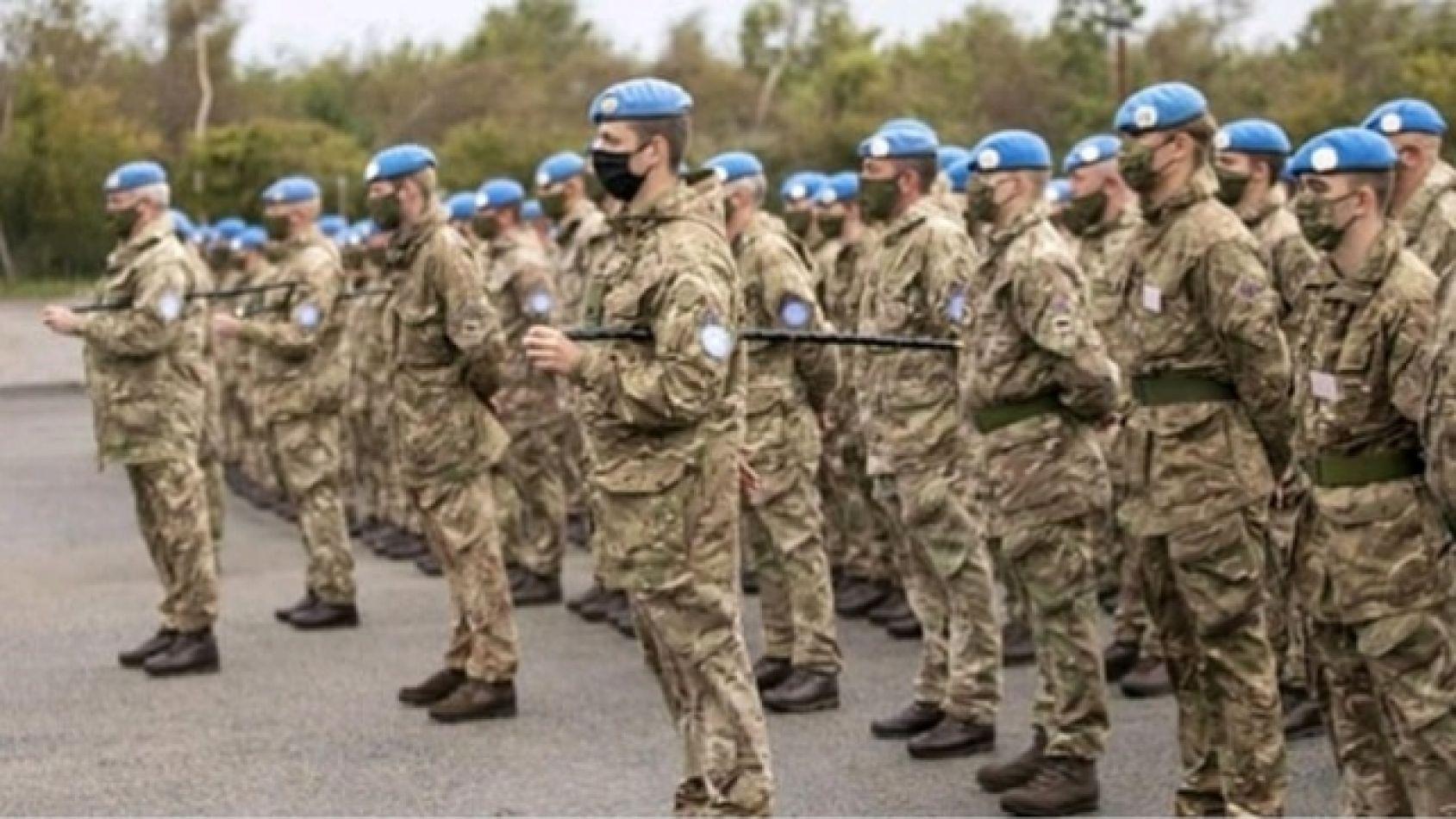 Soldados de Irlanda del Norte serán desplegados en las Islas Malvinas