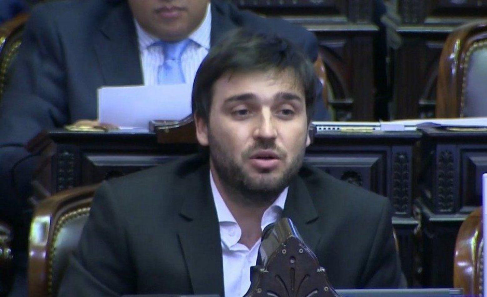 Diputado Nacional por Juntos Somos El Cambio Chubut.