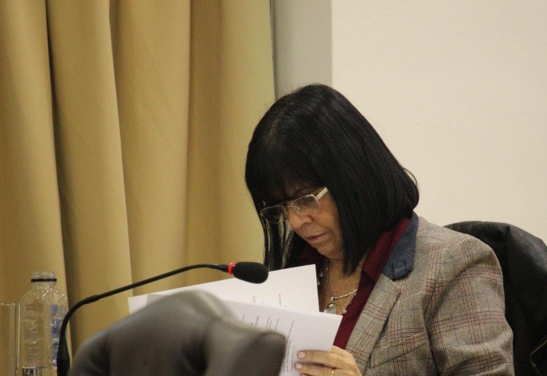 Liliana Martínez Allende, legisladora provincial por la UCR.
