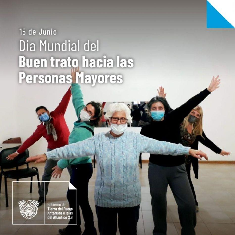 Día mundial de la prevención de la discriminación, abuso y maltrato a los Adultos Mayores