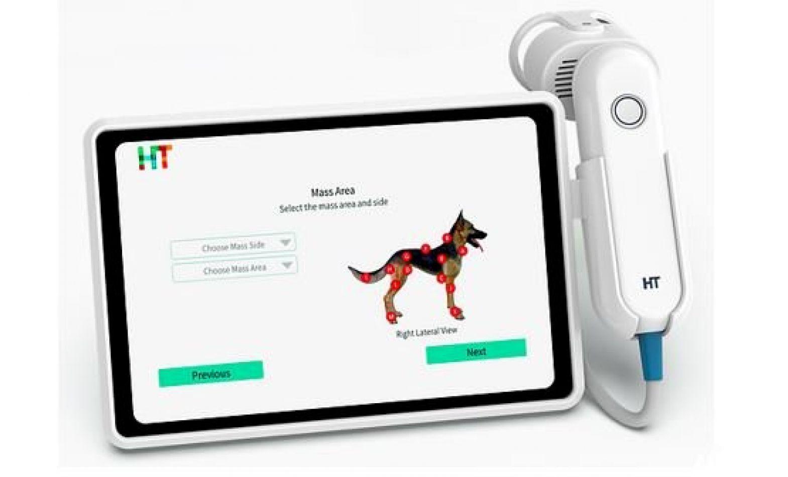 España lidera uso de tecnología para detectar cáncer en perros y gatos
