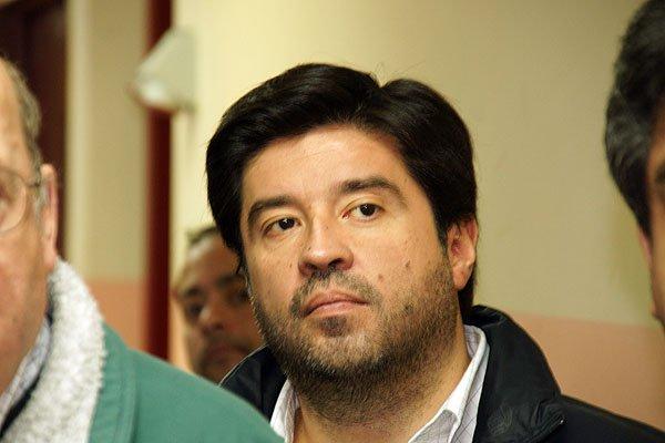 Concejal de Río Grande por Movimiento Popular Fueguino, Mauricio Oyarzo.