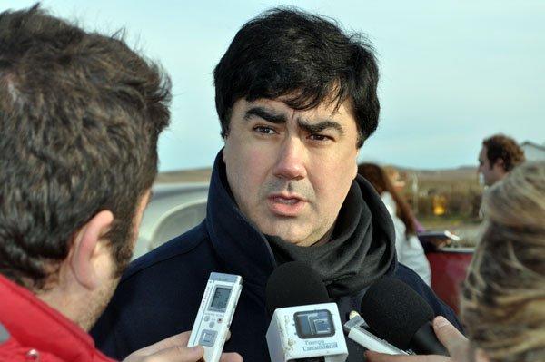 Concejal de Río Grande por Voluntad Popular, Alejandro Nogar.
