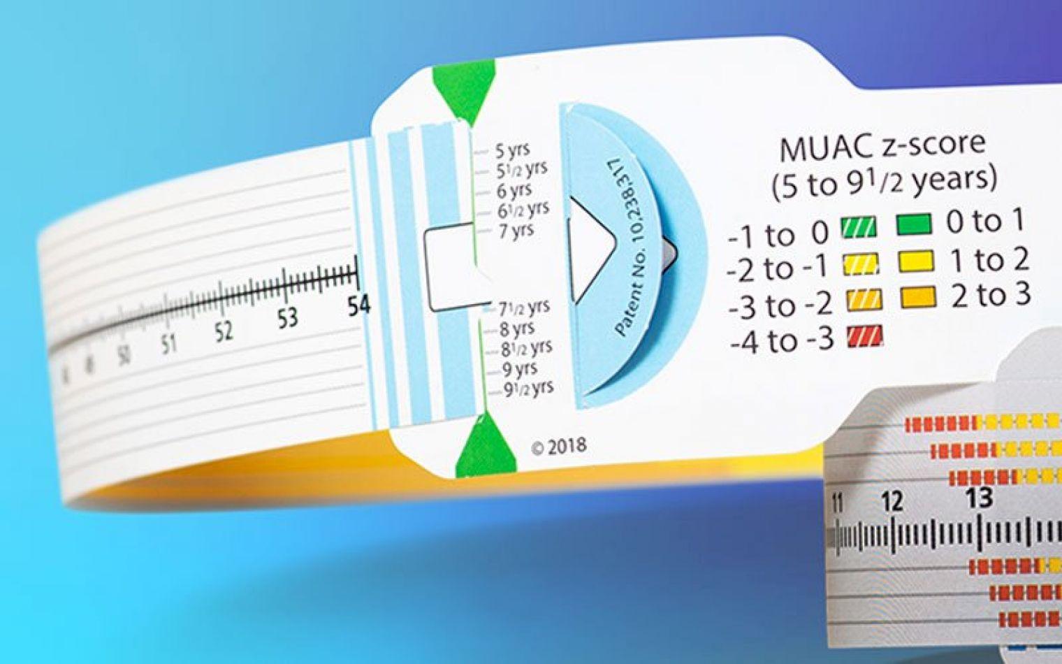 Distribuyen en Argentina innovadora cinta que permite medir malnutrición en niños