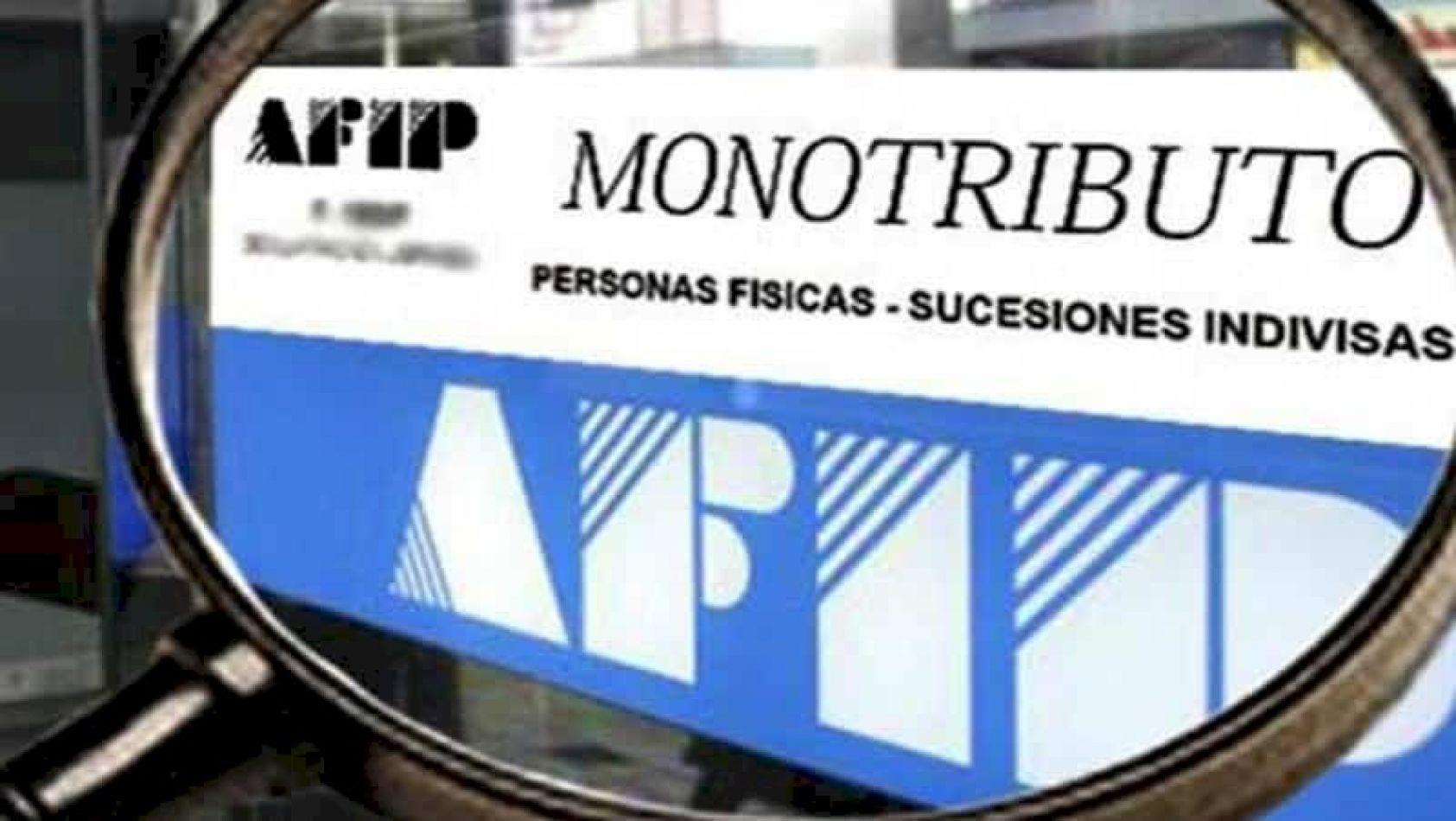 Monotributo: La AFIP oficializó fechas de recategorización semestral
