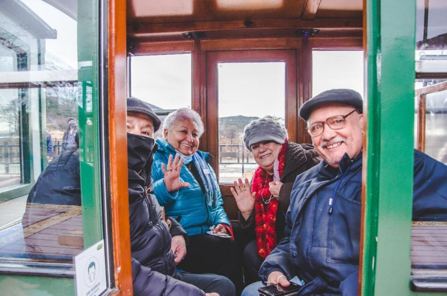 Se realizó una nueva jornada del Programa de Turismo Social