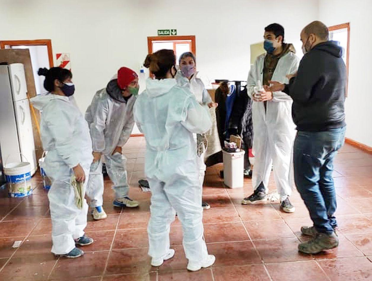 La organización gestionó trabajo para desempleados riograndenses