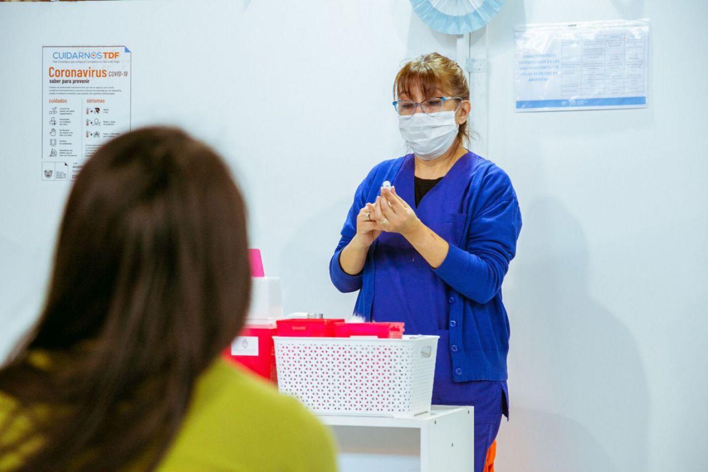 Salud informa no asistir a los vacunatorios para la recibir la 2da dosis si no han sido contactados telefónicamente