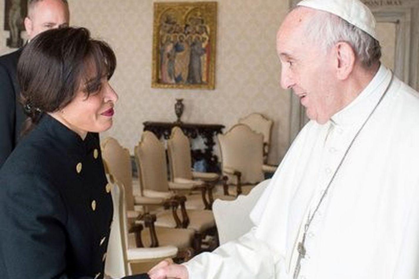Francisco designó a la teóloga argentina Emilce Cuda en un cargo clave del Vaticano