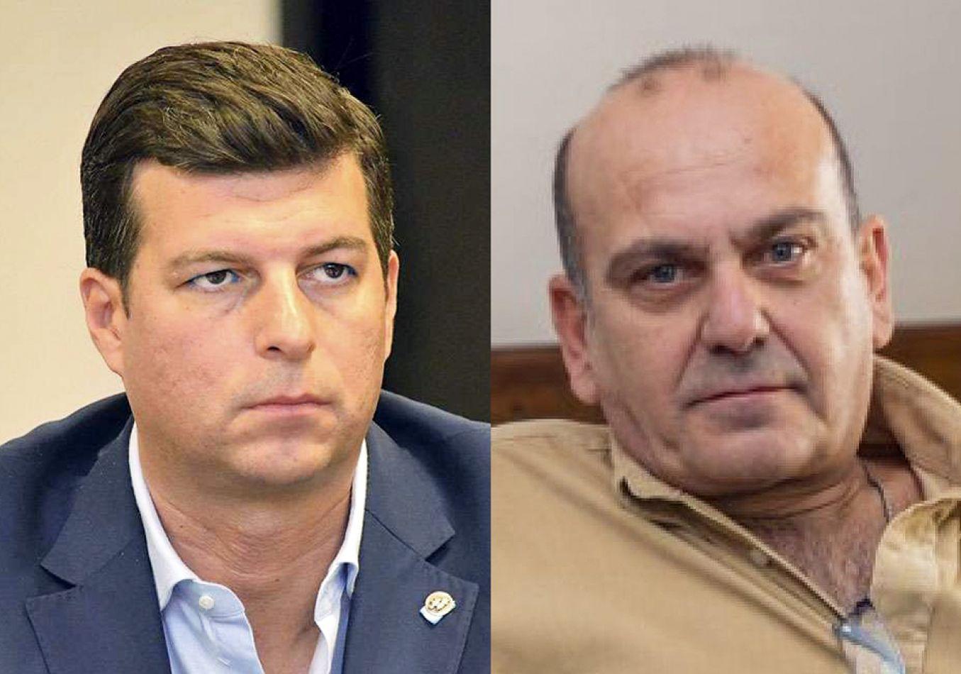 Federico Bilota y Ricardo Furlan se separaron del FdT-PJ y armaron un nuevo bloque.