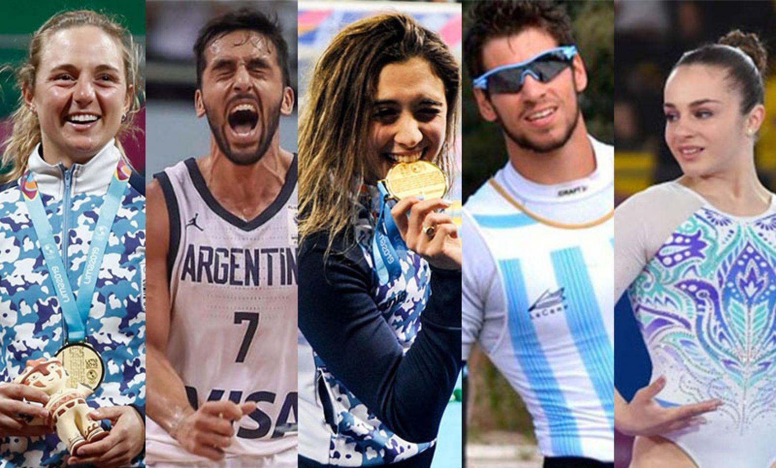 Los argentinos buscarán traer la primera medalla al País.