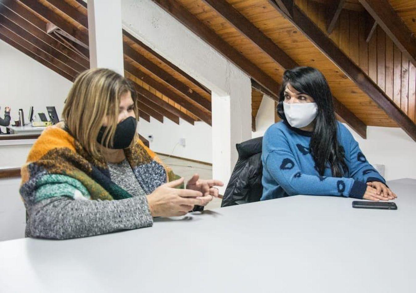 Municipio de Ushuaia trabaja articuladamente con la Senadora Duré