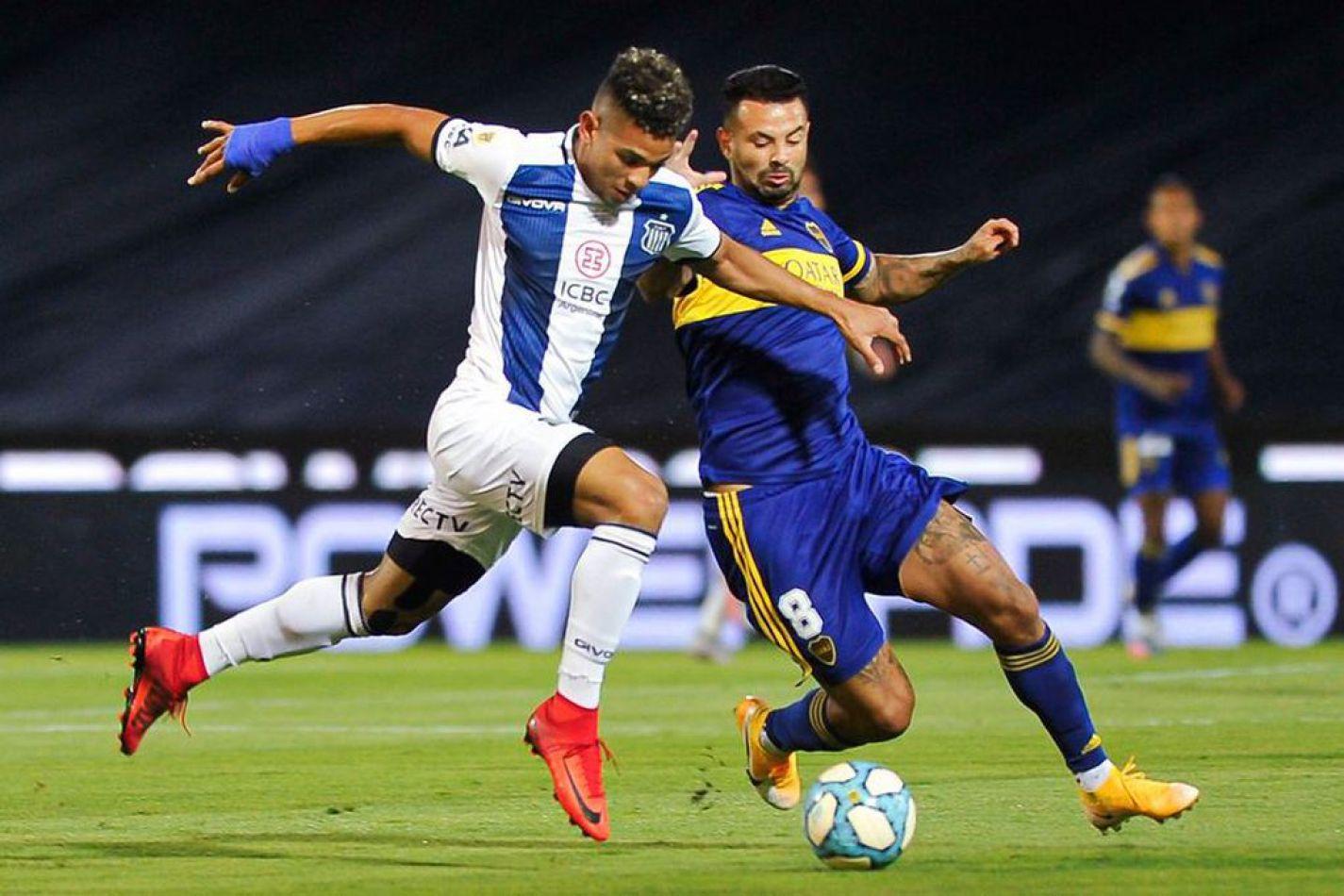 Talleres recibe a Boca por la Liga Profesiona
