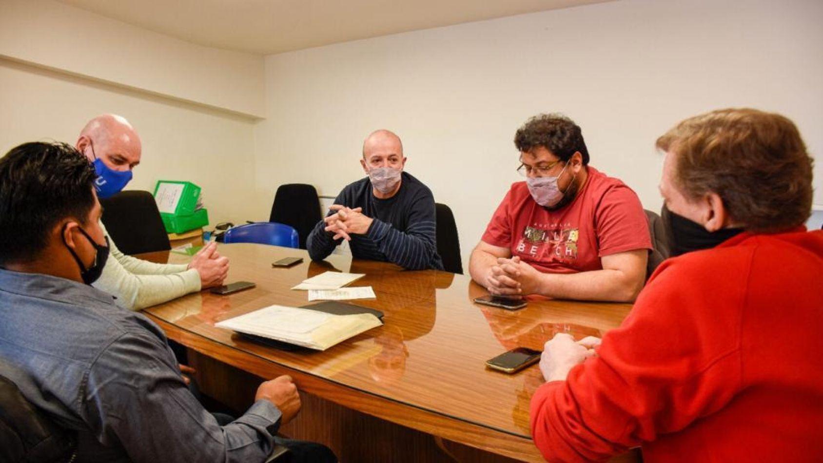 Municipio de Ushuaia avanza en la articulación territorial del trabajo de los entes nacionales