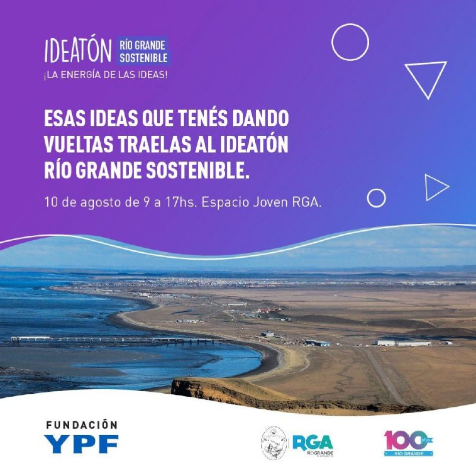 Dicha actividad la llevará a cabo el Municipio de Río Grande en conjunto con la Fundación YPF.