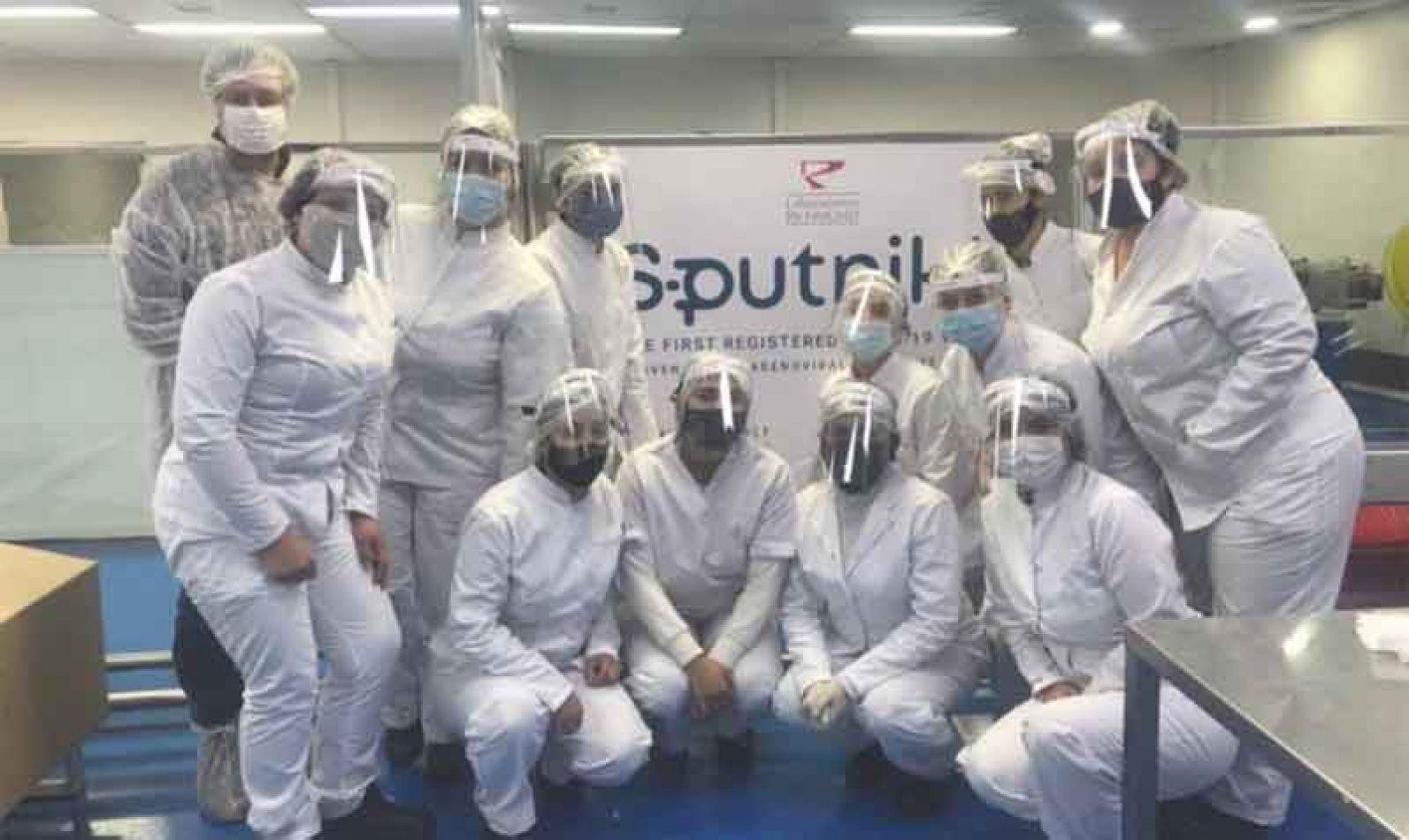 Laboratorios Richmond producirá 3 millones de segundas dosis de Sputnik V en agosto