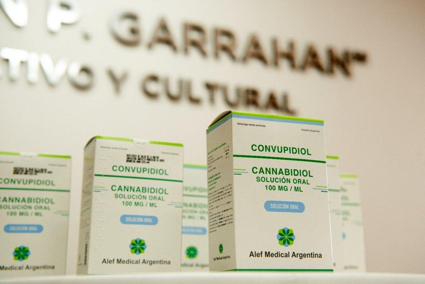El Ministerio de Salud de la Nación, a través del Programa de Cannabis Medicinal.
