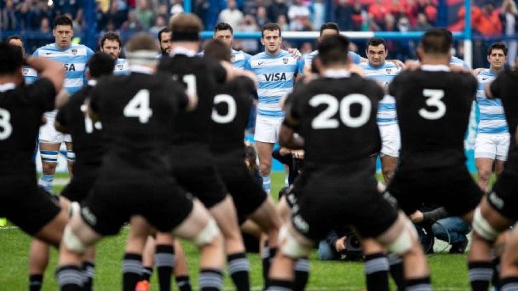 Los Pumas se enfrentan a los poderosos All Blacks