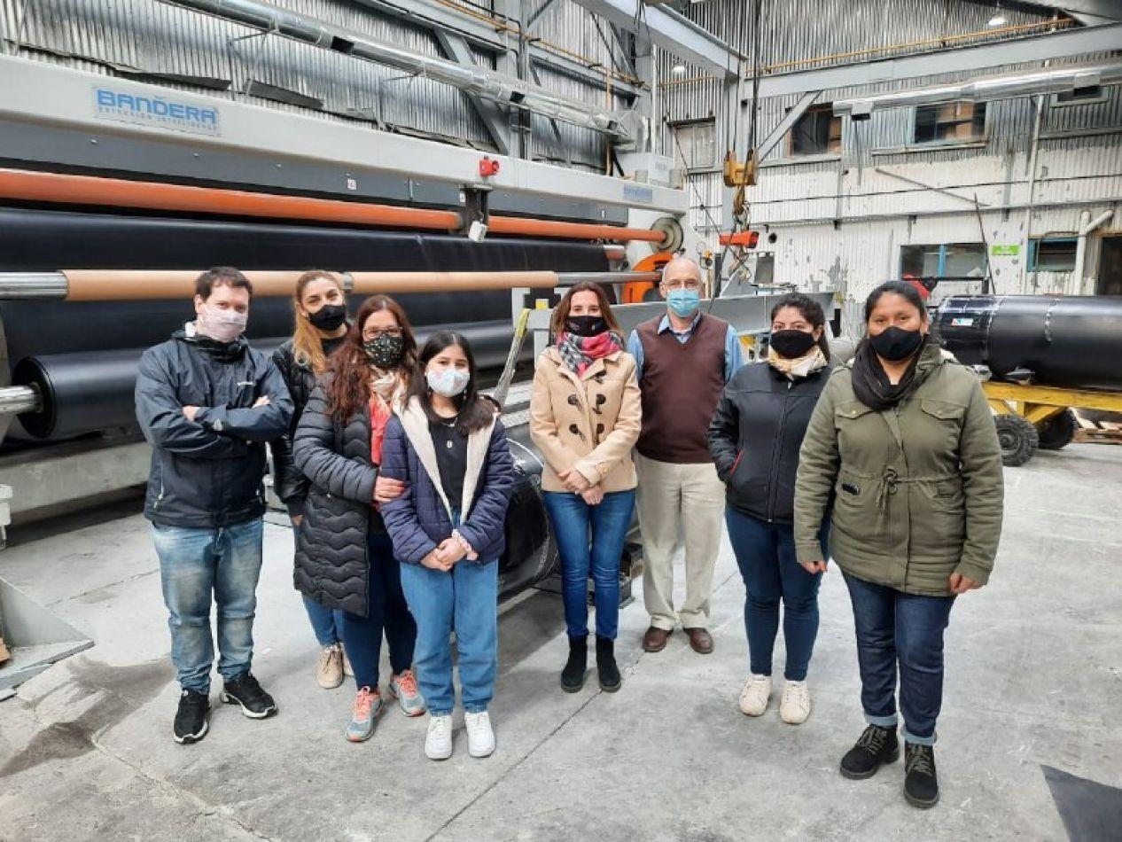 Comenzaron las visitas guiadas a fábricas de la ciudad