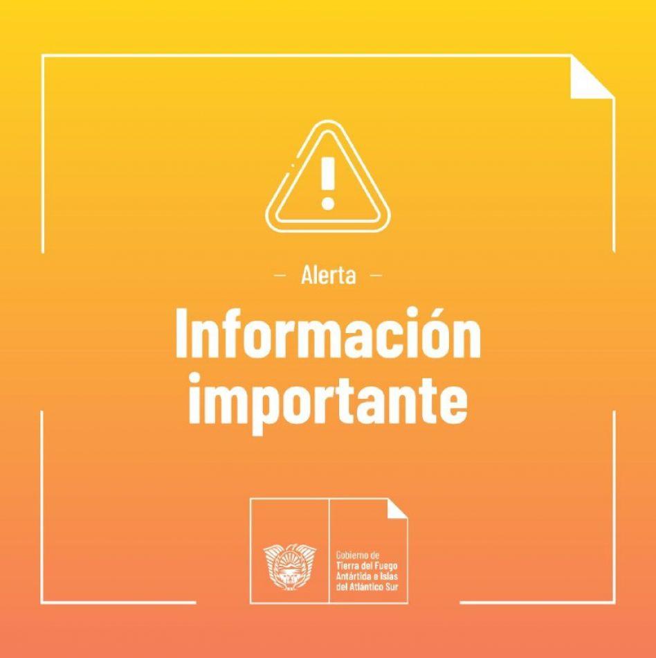 Ministerio de Trabajo y Empleo a través de la Secretaría de Empleo y Formación Laboral comunica