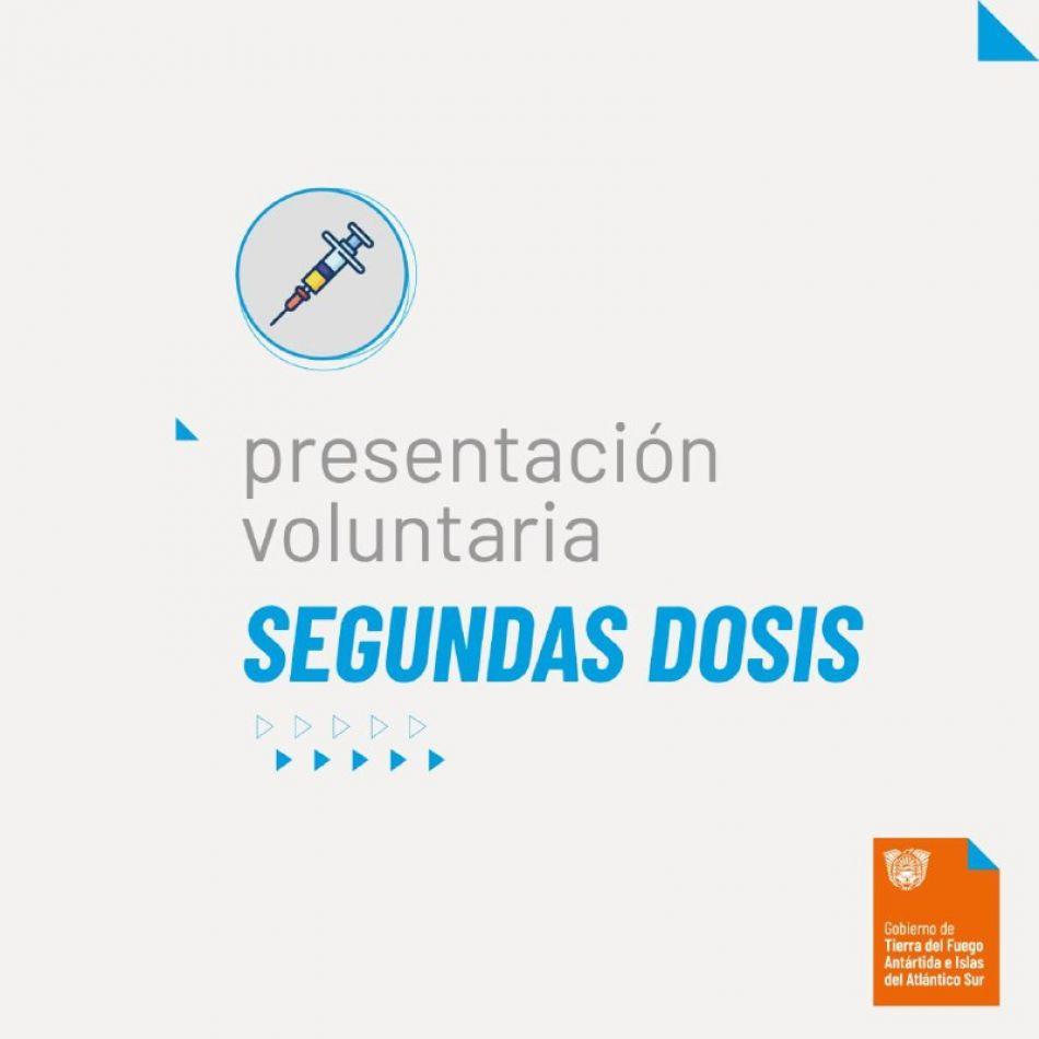 Miércoles 15 de septiembre se aplicarán segundas dosis de Sinopharm en Río Grande