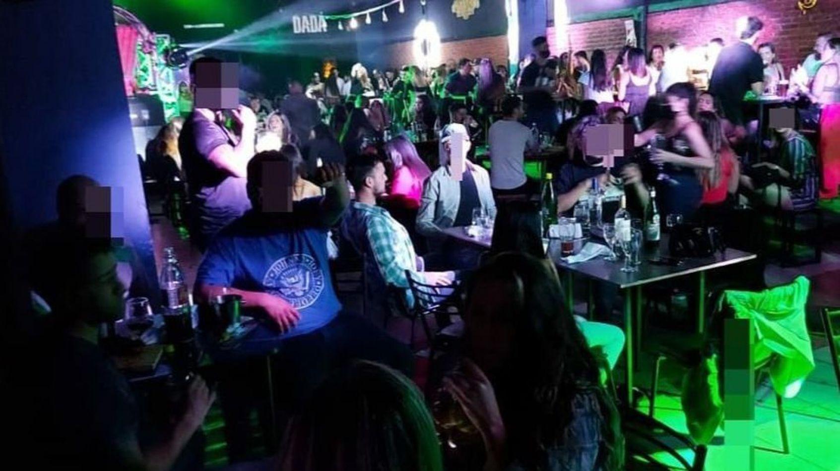 Se podrá bailar en boliches y pubs de Comodoro tras un año y medio de pandemia