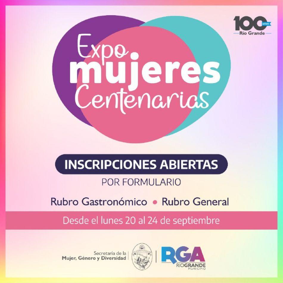 """Convocatoria a la pre inscripción de la """"Expo Mujeres Centenarias"""""""