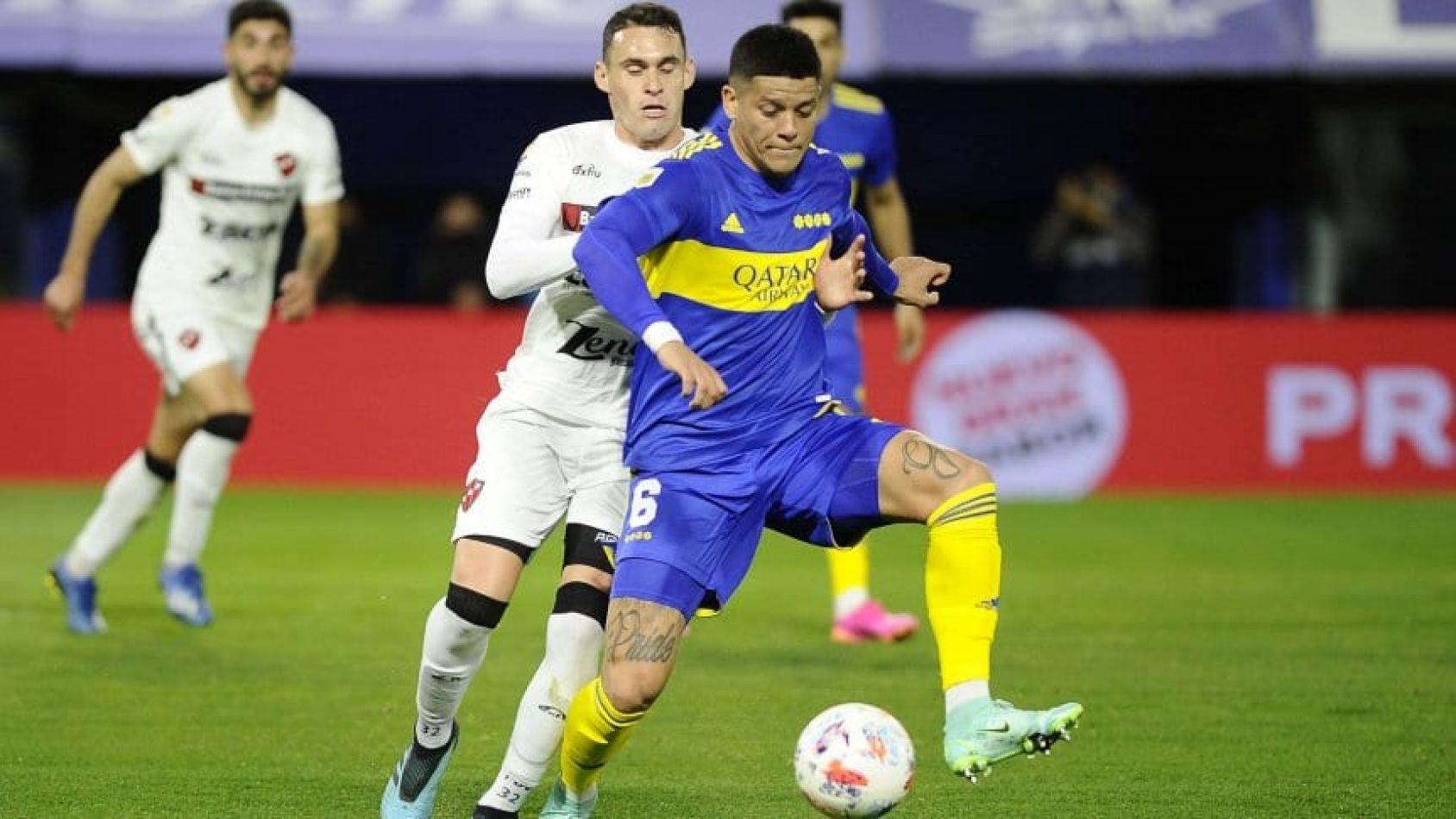Boca y Patronato, por cuartos de final de la Copa Argentina: horario, TV y formaciones.