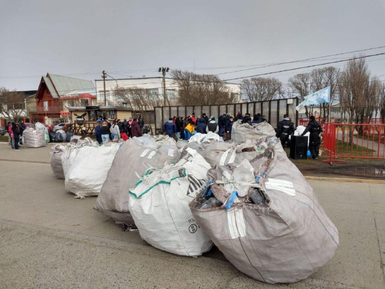 Reciclá y Viajá: Fueron recolectados más de 15 mil kilogramos de plástico