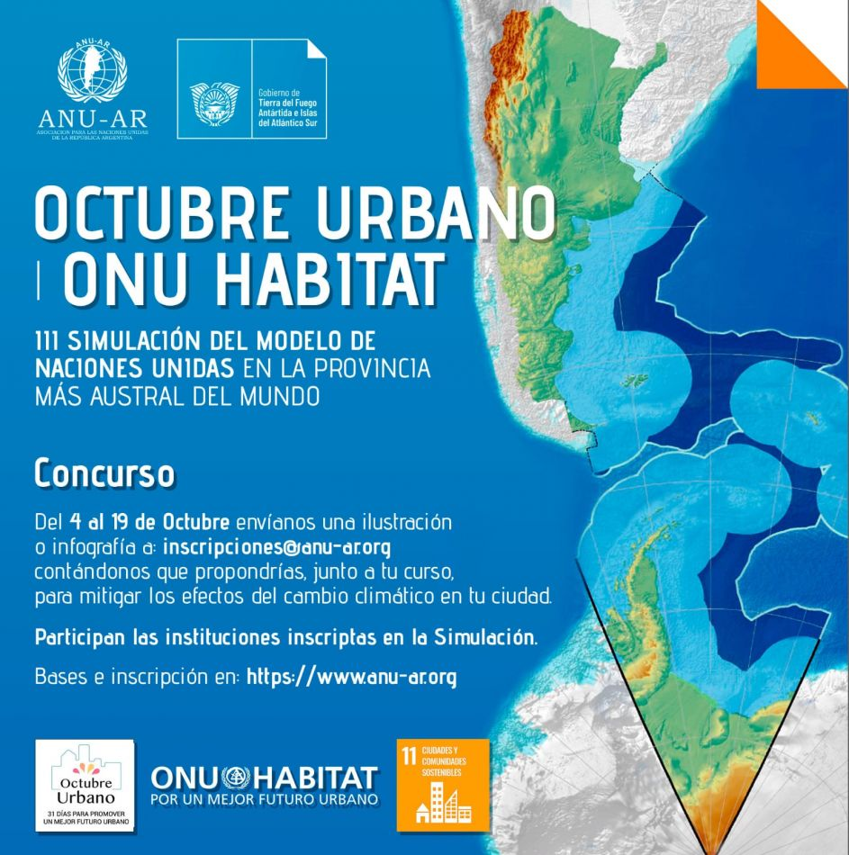 """Concurso """"Octubre Urbano 2021"""""""