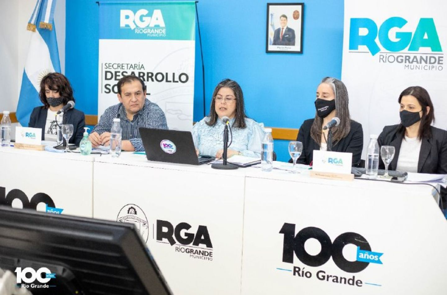 Municipio de Río Grande asiste de manera directa a más de 21000 personas
