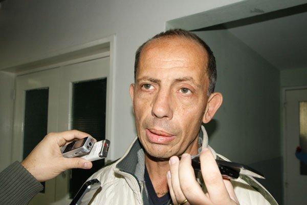 Rubpen Sciutto votó en la Escuel 23 del barrio AGP.