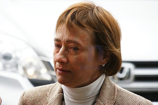 Gobernadora de Tierra del Fuego, Fabiana Ríos.